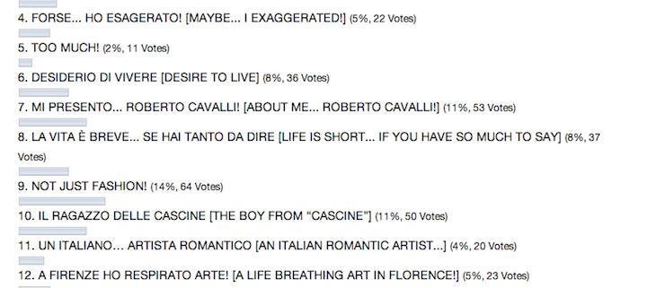 Book Title Poll
