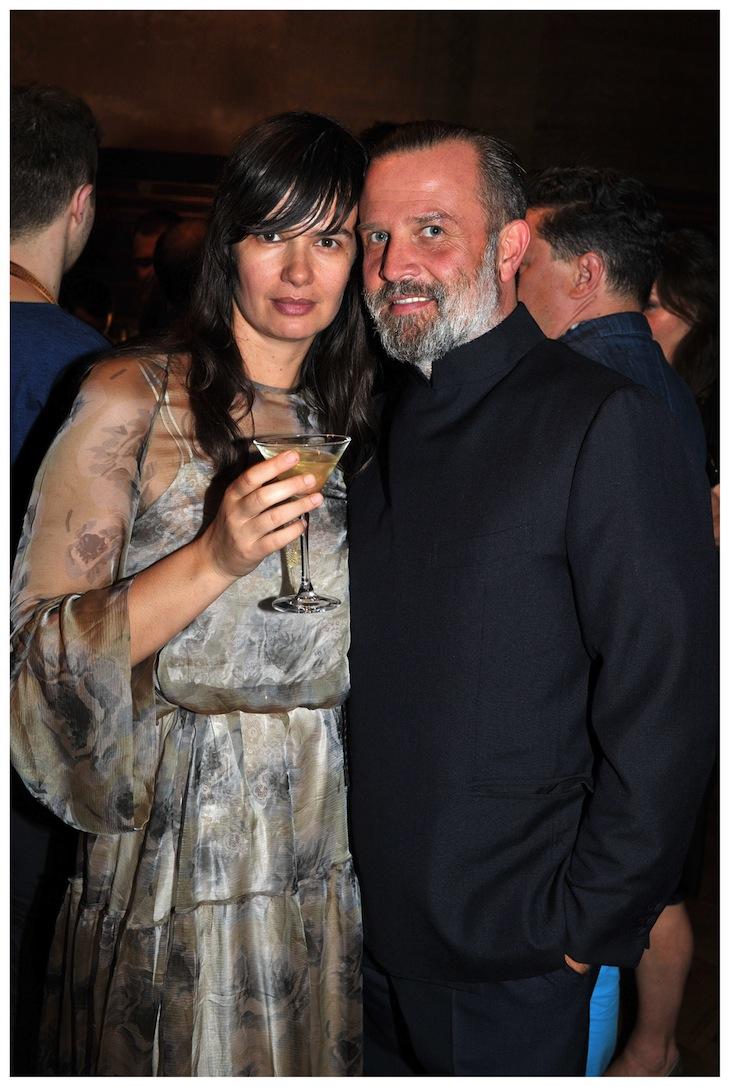 Robert Rabensteiner @ L'Uomo Vogue, Anastasia Barbieri