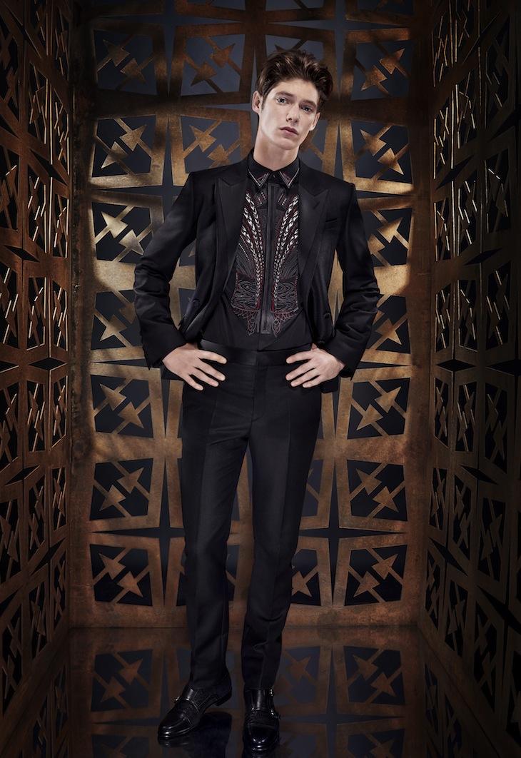 Roberto Cavalli Menswear SS14 #14