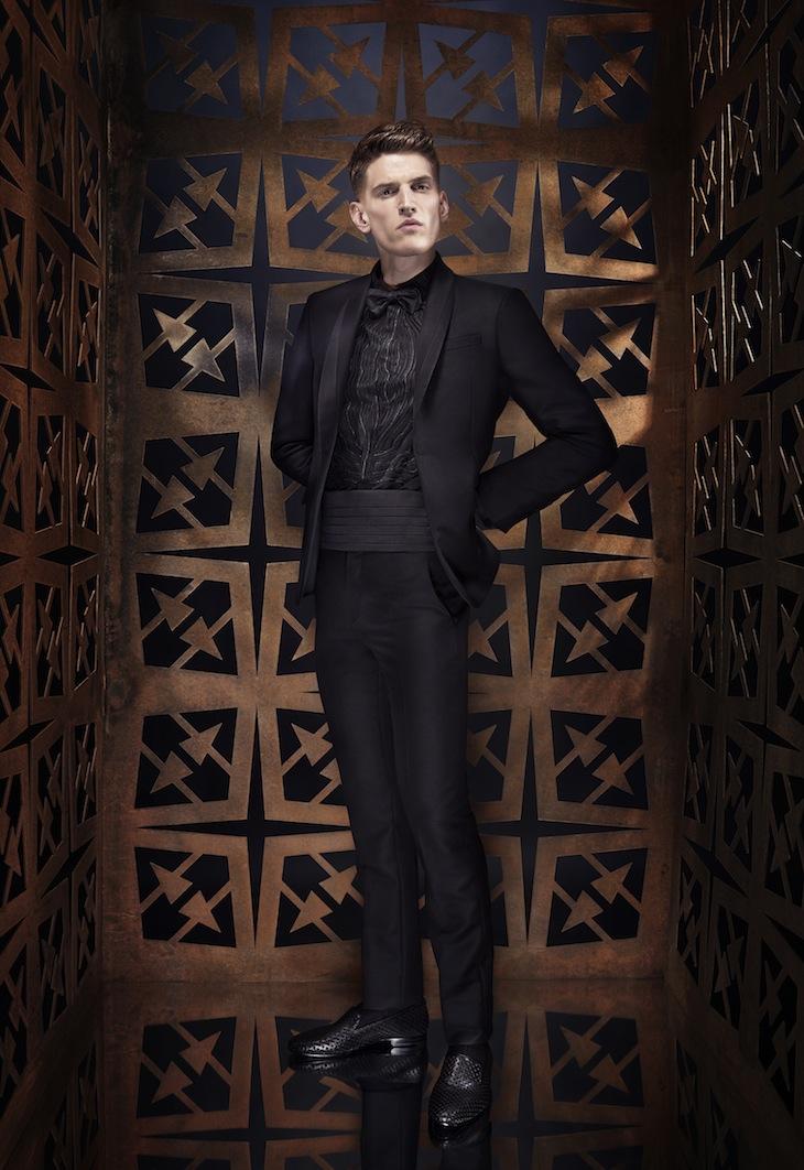 Roberto Cavalli Menswear SS14 #15