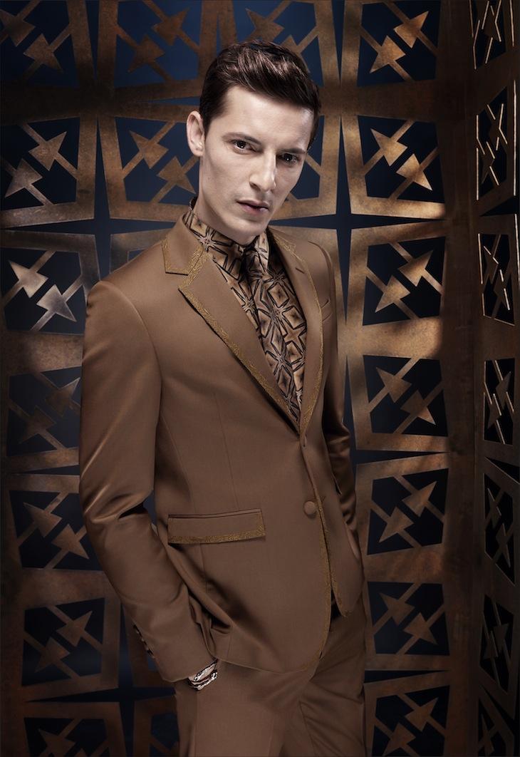 Roberto Cavalli Menswear SS14 #3