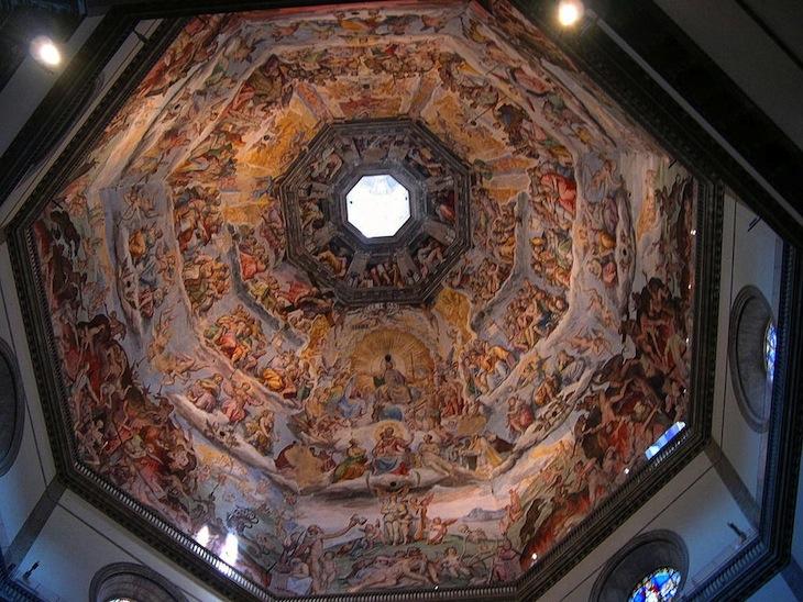 Battistero di San Giovanni - Brunelleschi Dome