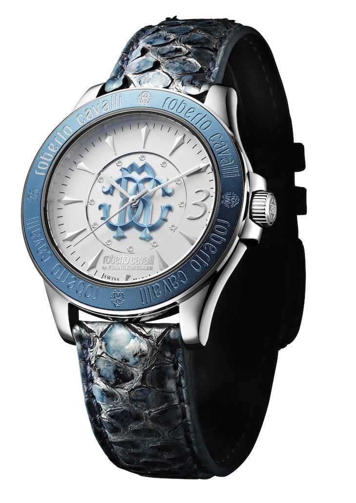 Roberto Cavalli by Franck Muller - Signature Collection - Python Bracelet