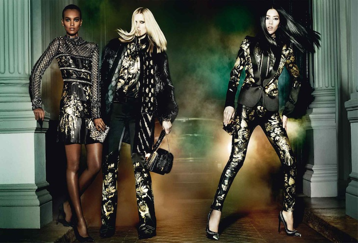 Roberto Cavalli Fall/Winter 2013/14 collection
