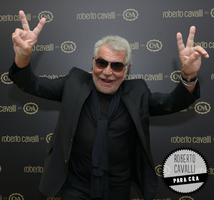 Roberto Cavalli for C&A