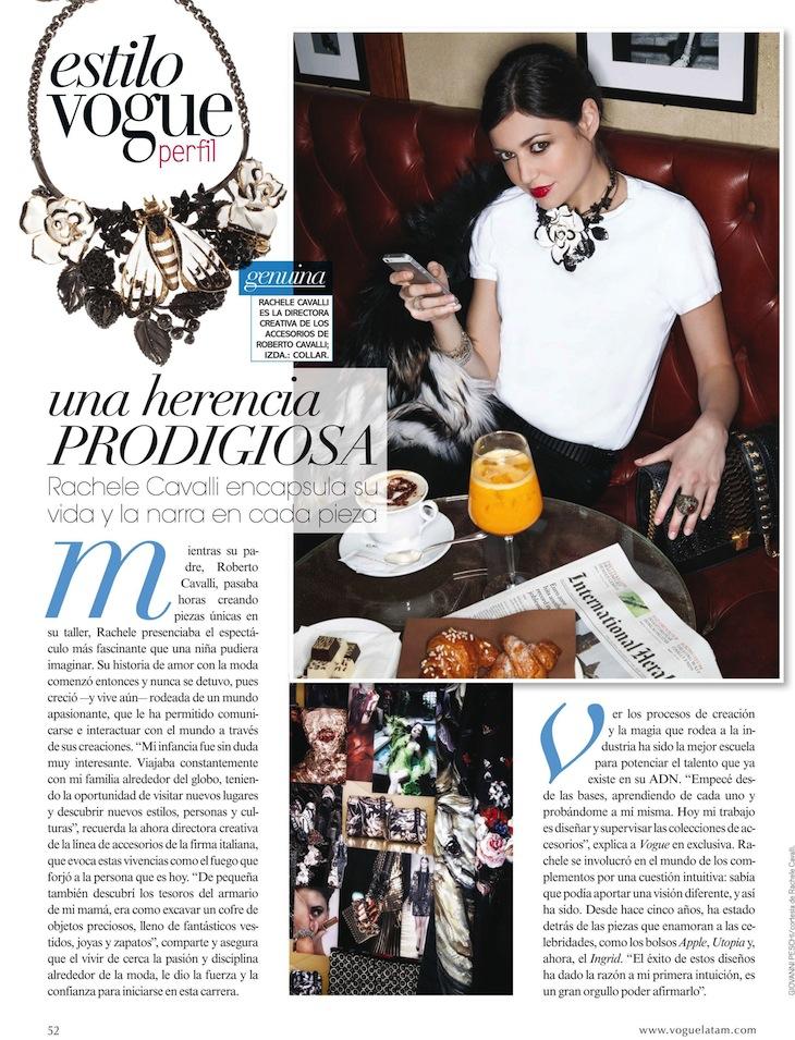 Vogue Mexico - October 2013