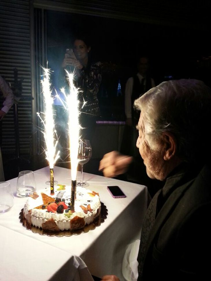 Roberto Cavalli - birthday