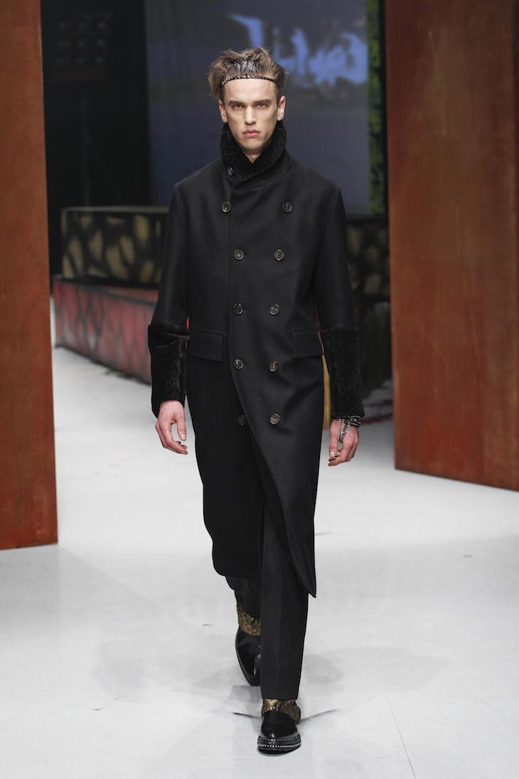 Roberto Cavalli Menswear FW 14-15 (1)