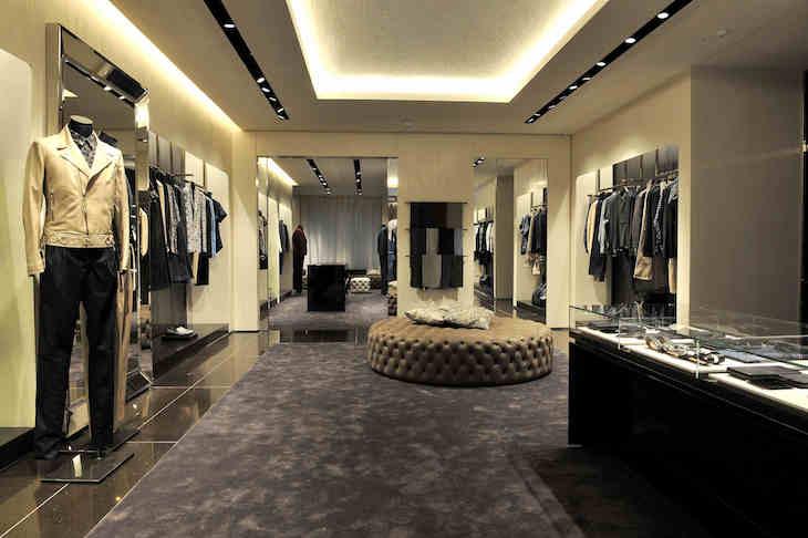 Roberto Cavalli Montenapoleone Boutique (5)