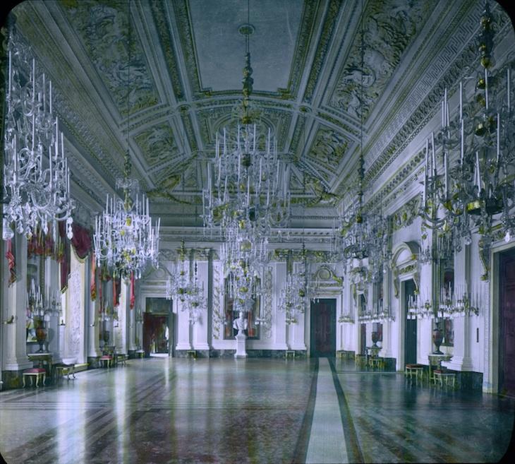 Sala Bianca - Palazzo Pitti - Firenze