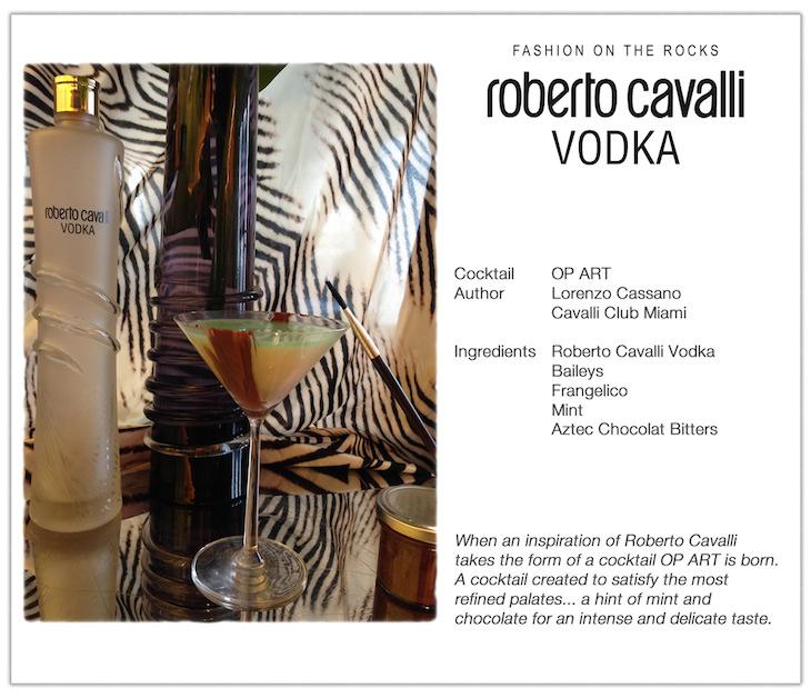 OP ART Cocktail