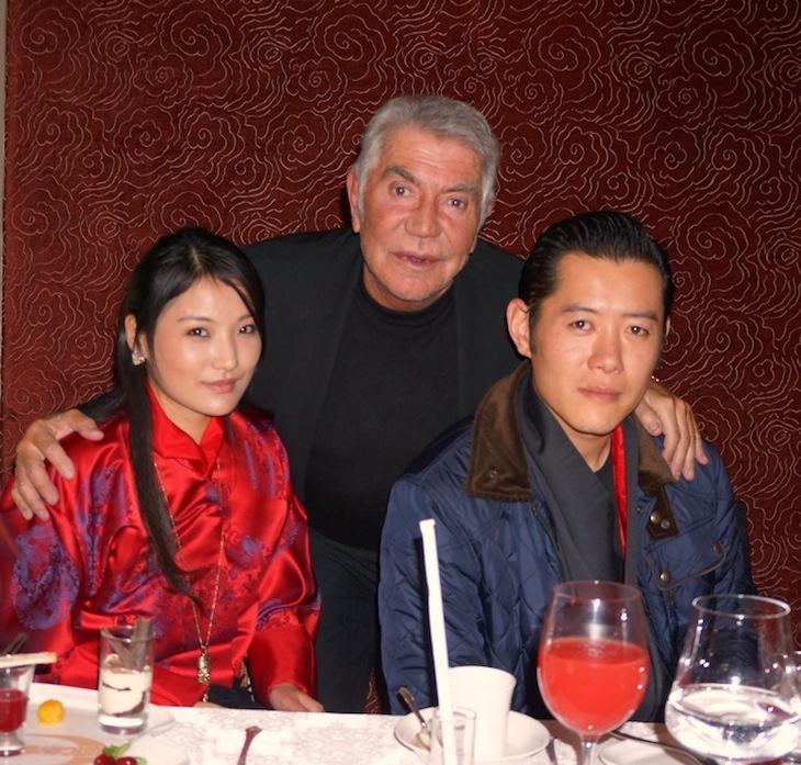 Roberto-Cavalli-with-King-Jigme-Khesar-Namgyel-Wangchuck-and-Queen-Jetsun-Pema