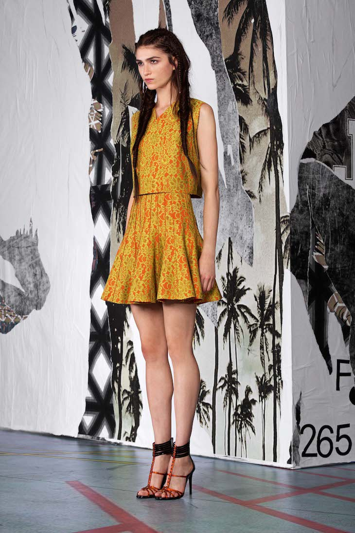 Just Cavalli Pre collection SS15 #18