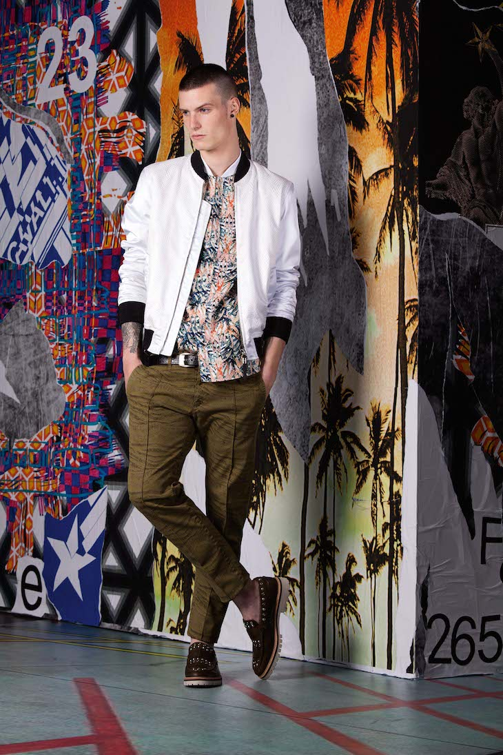 Just Cavalli Pre collection SS15 #19