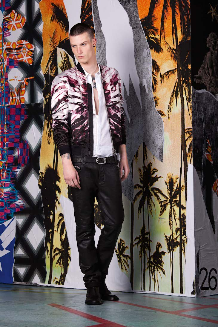 Just Cavalli Pre collection SS15 #27