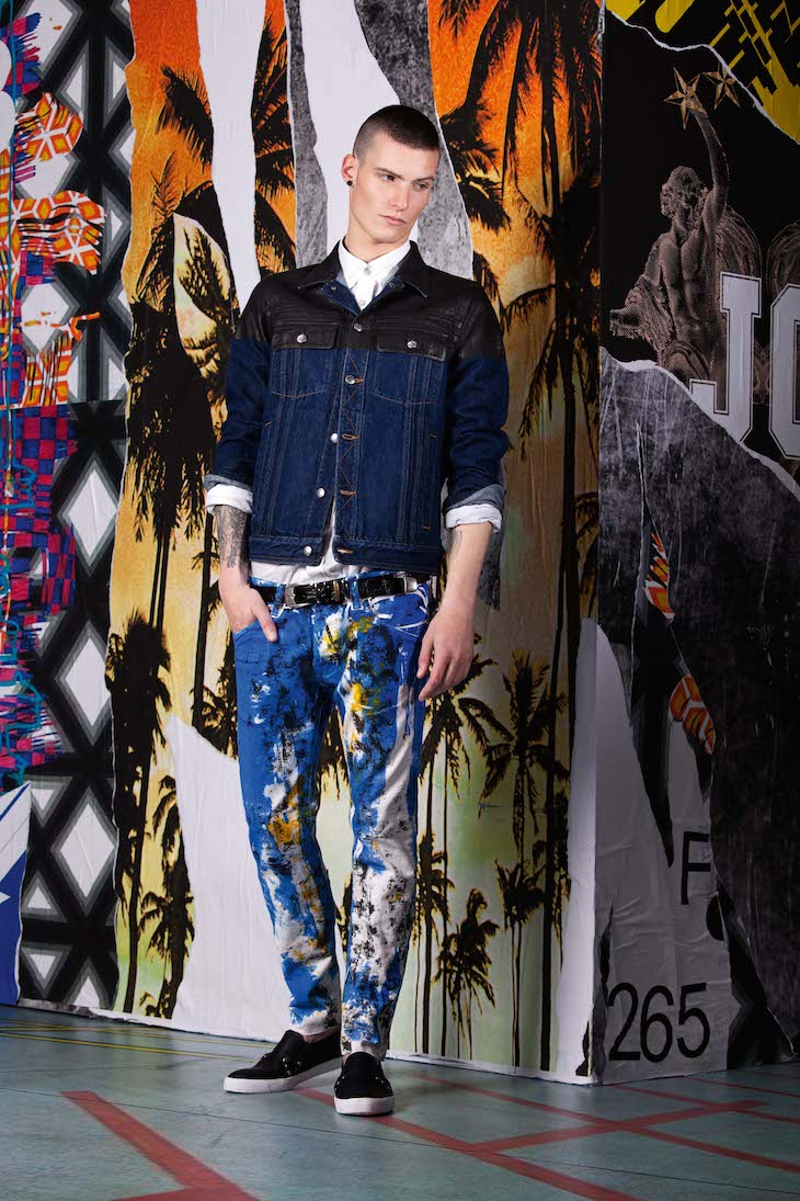 Just Cavalli Pre collection SS15 #7