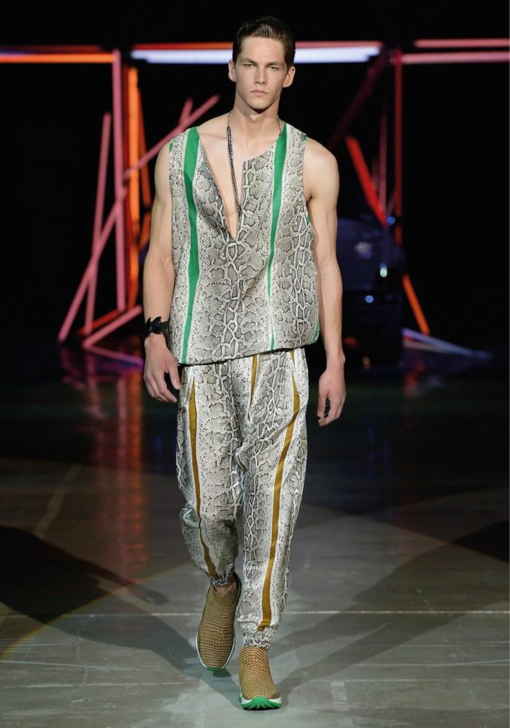 Roberto Cavalli Menswear SS 2015 (1)