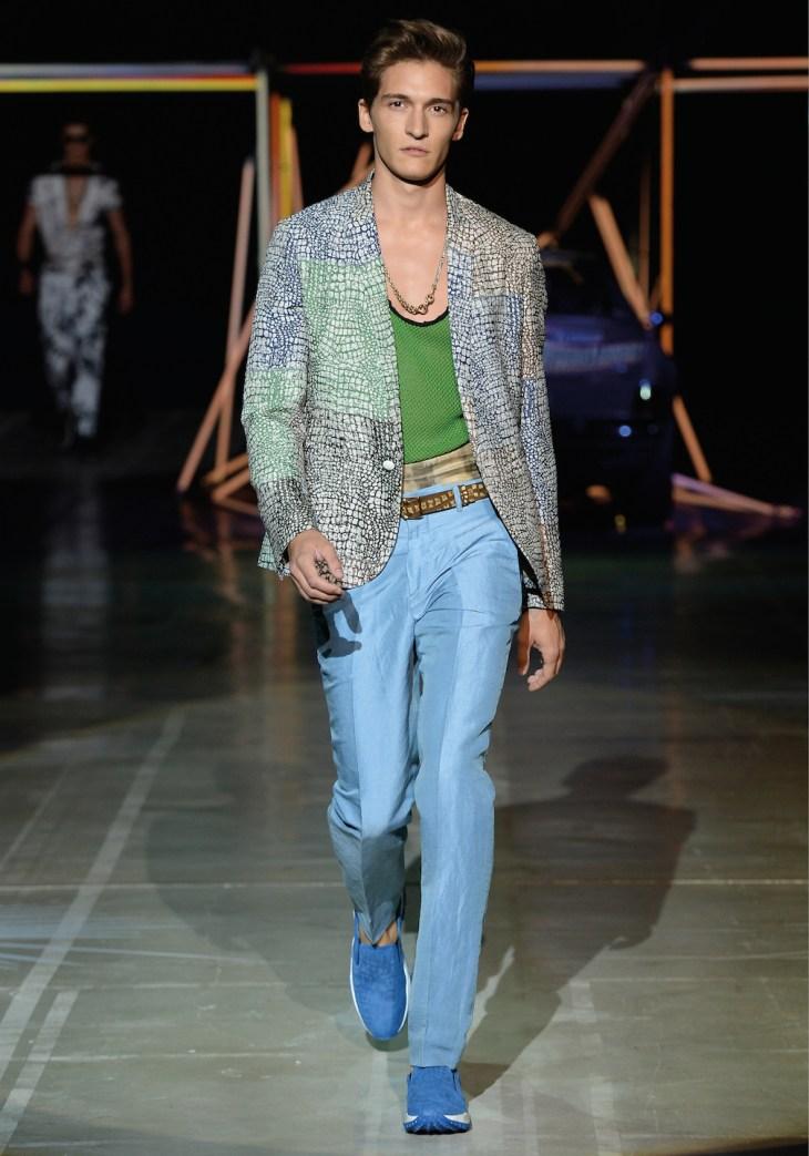 Roberto Cavalli Menswear SS 2015 (10)