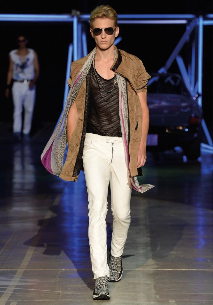 Roberto Cavalli Menswear SS 2015 (15)