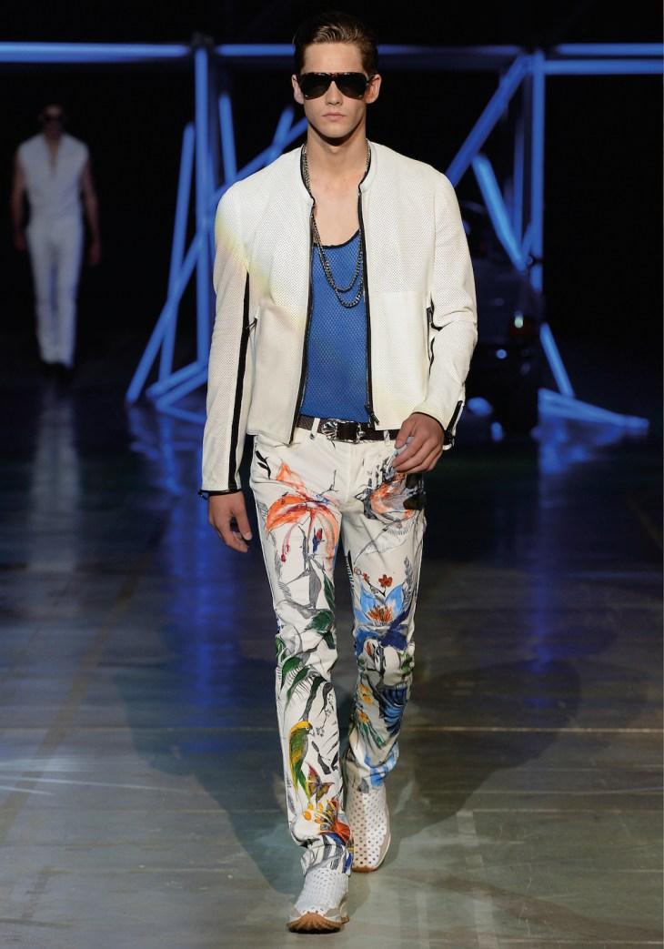 Roberto Cavalli Menswear SS 2015 (20)