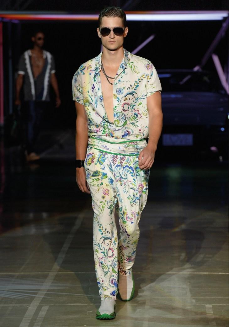 Roberto Cavalli Menswear SS 2015 (25)