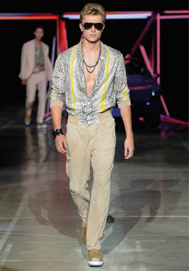 Roberto Cavalli Menswear SS 2015 (5)