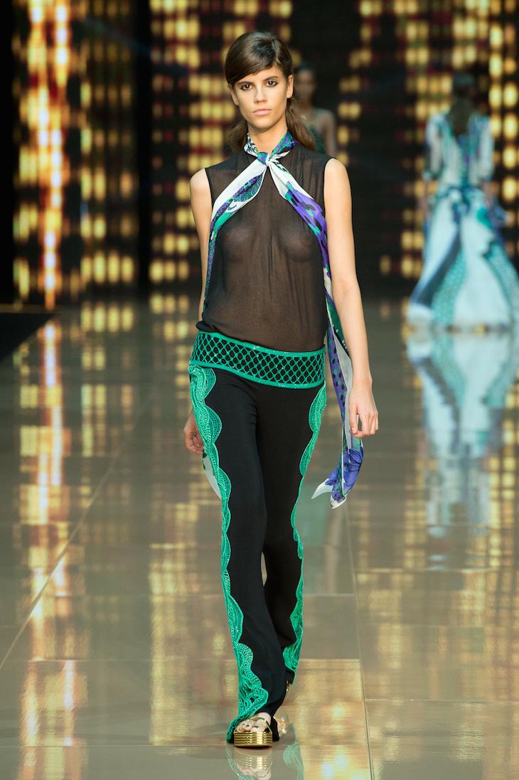 Just Cavalli SS 2015 Fashion Show (3)