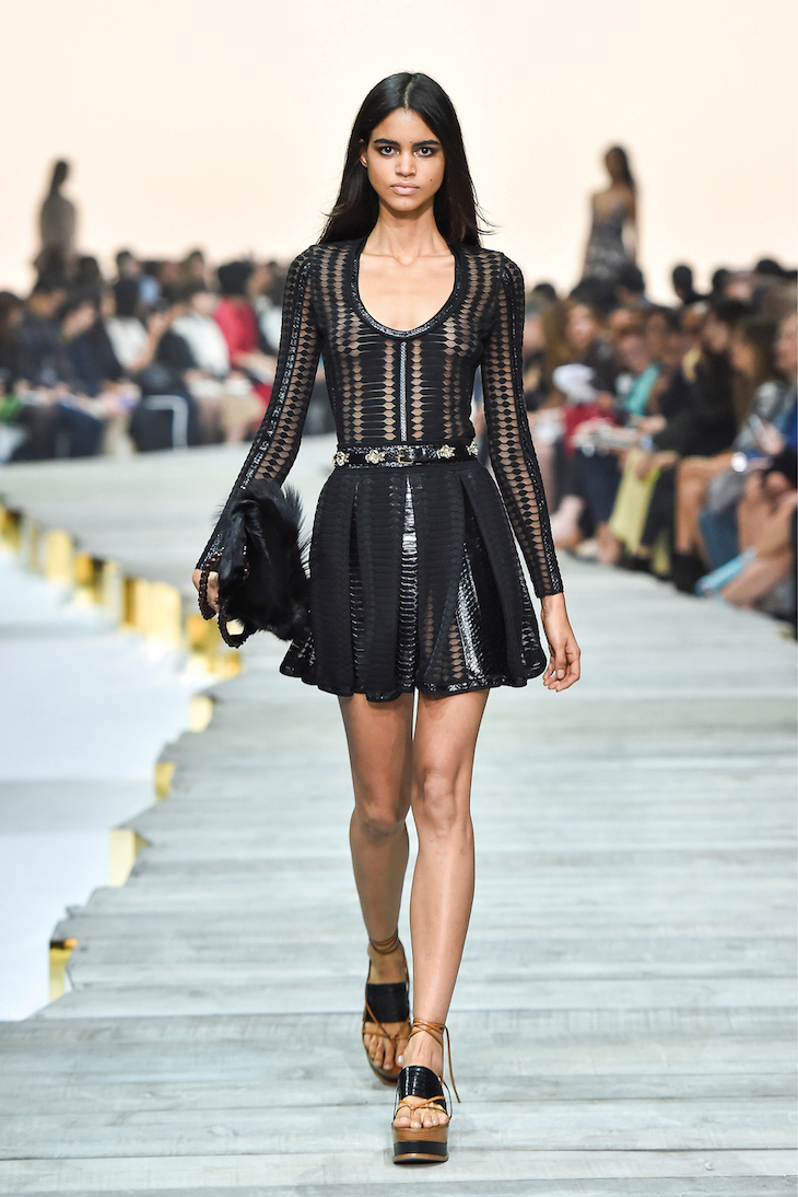 Roberto Cavalli SS 2015 Fashion Show (15)