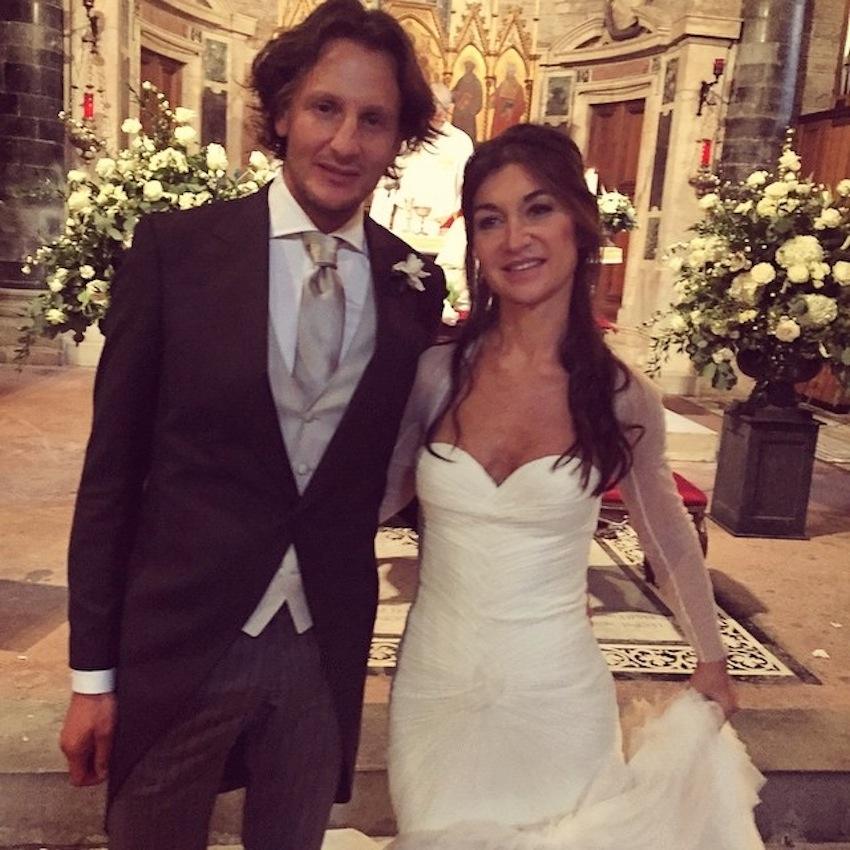Cristiana and Francesco