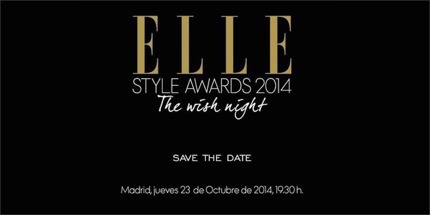 Elle style award 2014