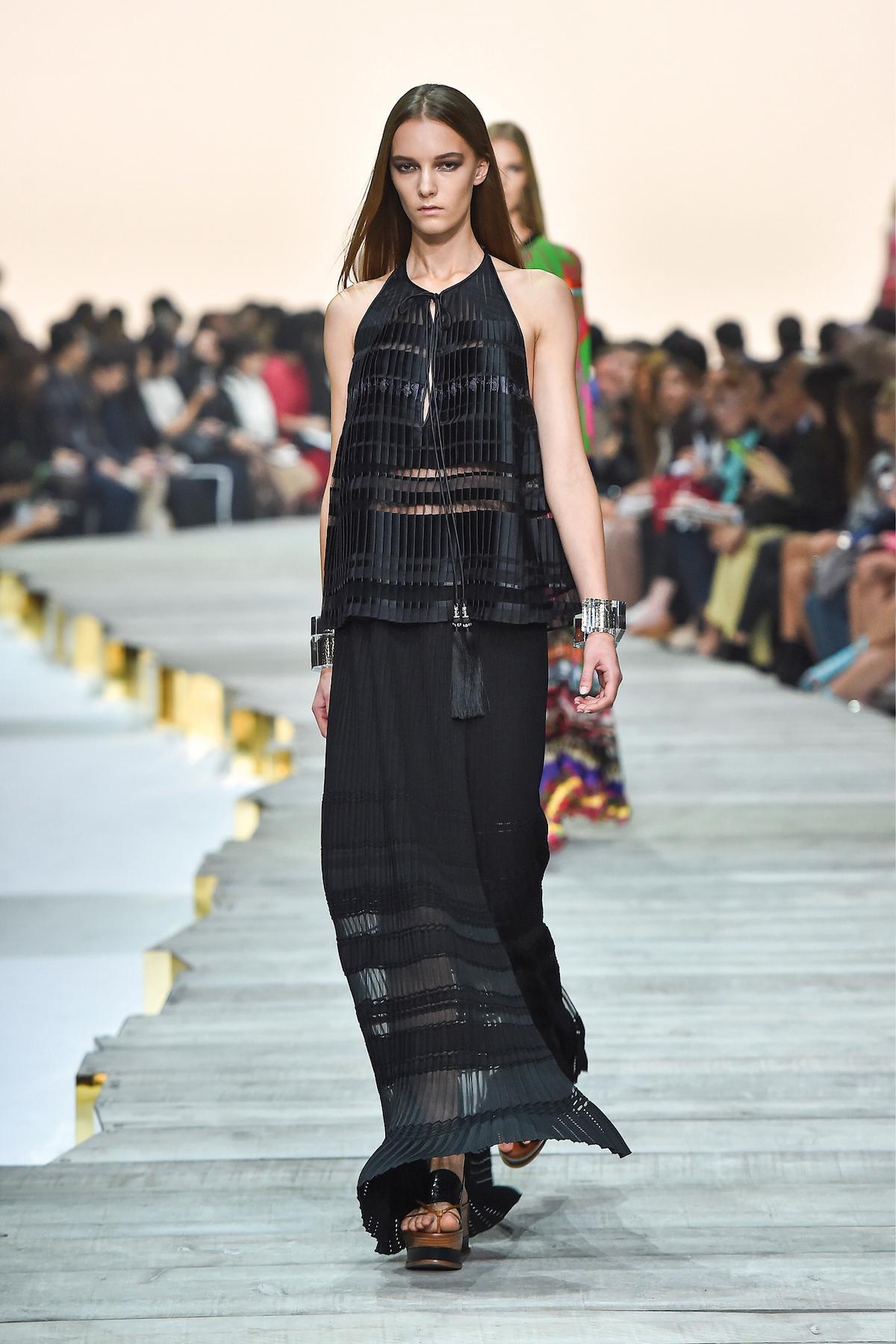 Roberto Cavalli SS 2015 Fashion Show (6)