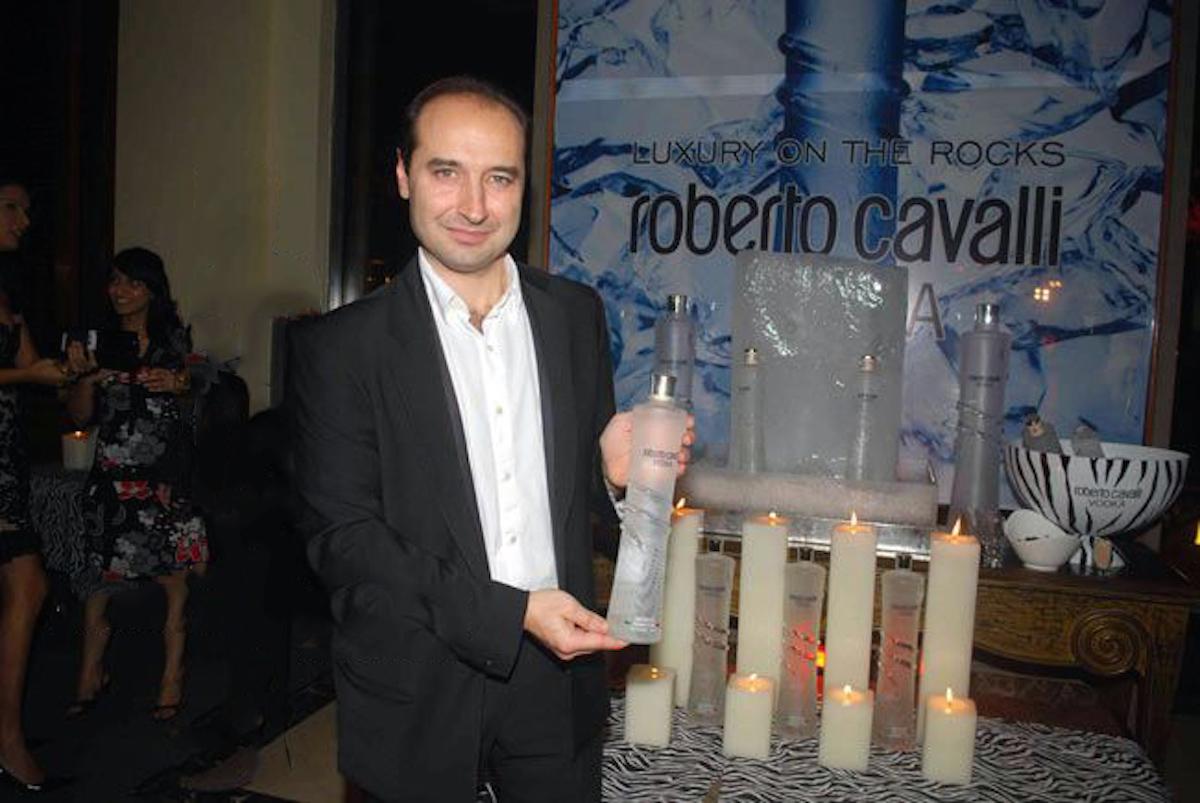 Tommaso Cavalli - Roberto Cavalli Vodka