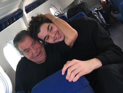 Roberto and Robert Cavalli