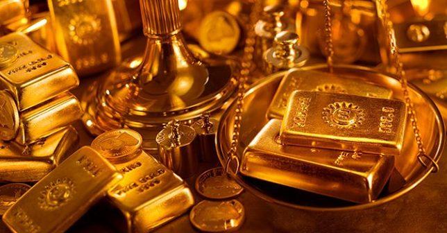 oro monete lingotti