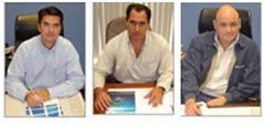 Mauricio Ruiz Palza, Federico Matamoros Bolaños y Oscar Rozados Domínguez, socios propietarios de la Emp Constructora DECISA, adeudan a nuestra Seguridad Social 1301 millones de colones.