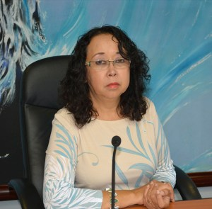 Dra María del Rocío Sáenz Madrigal