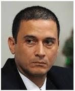 """Reverencia a la impunidad """"Luis Diego Calderón"""" Director Cobros CCSS."""