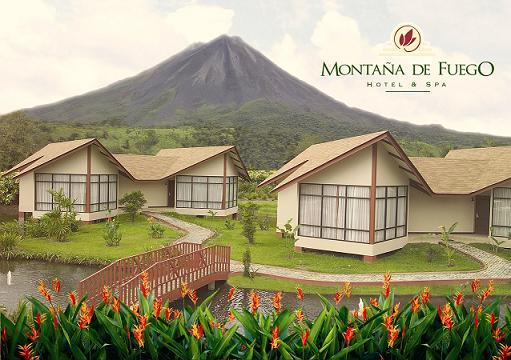 Hotel Montaña de Fuego (Fortuna de San Carlos), adeuda a nuestra Seguridad Social 166 millones.