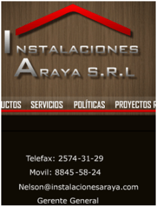 Inst Araya