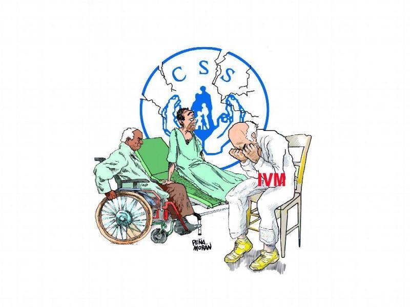 4 de 13 Carlos Montoya Murillo Jefe de Área Tesorería General de la CCSS, otro presunto culpable de la debacle de la Institución.