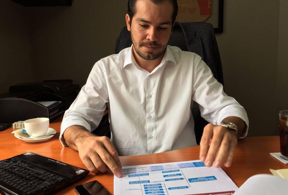 Supuesto incumplimiento de deberes y prevaricato, al contratar con empresas del señor Juan Carlos Bolaños.