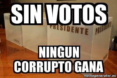 ¿Votaré por la Impunidad o, por la esperanza de una Costa Rica mejor?.