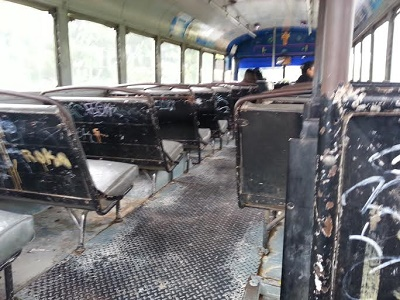 Defendamos nuestros derechos, no permitamos que los autobuseros se salgan con la suya para que nos aumenten los pasajes.