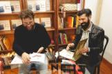 Autografi con Attilio Palumbo