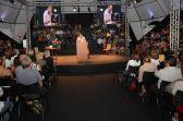 Apertura del Festival letterario di Araxà - Appello all'amore