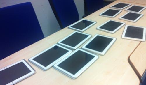 Tablet Classroom