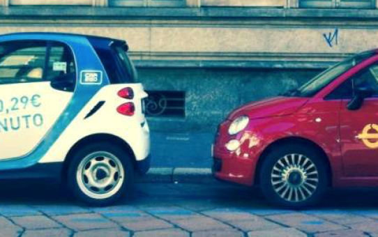 What HR could learn from Car Sharing 2.0 and apply in Social Learning Practices