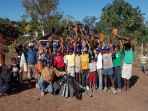 Robertos-Kids-with-bats-and-gloves-300x225