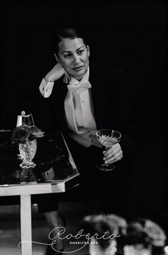Alexandra is the strong woman at Roberto's side and the genius behind the success of the ROBERTO AMERICAN BAR.