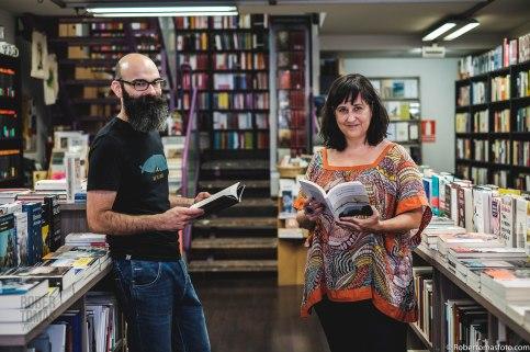 Reportaje de Librería Los Portadores de Sueños por Rober Tomás